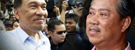 Muhyiddin Sympathises With Anwar But Waffles On His Freedom