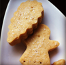 Elegant and scrumptious - Brown Sugar Shortbread