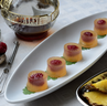 Gourmet Jelly Shots-French Martini Style