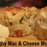 Low-Fat Mac & Cheese Muffins {Recipe}