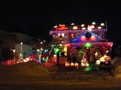Crazy Holiday House