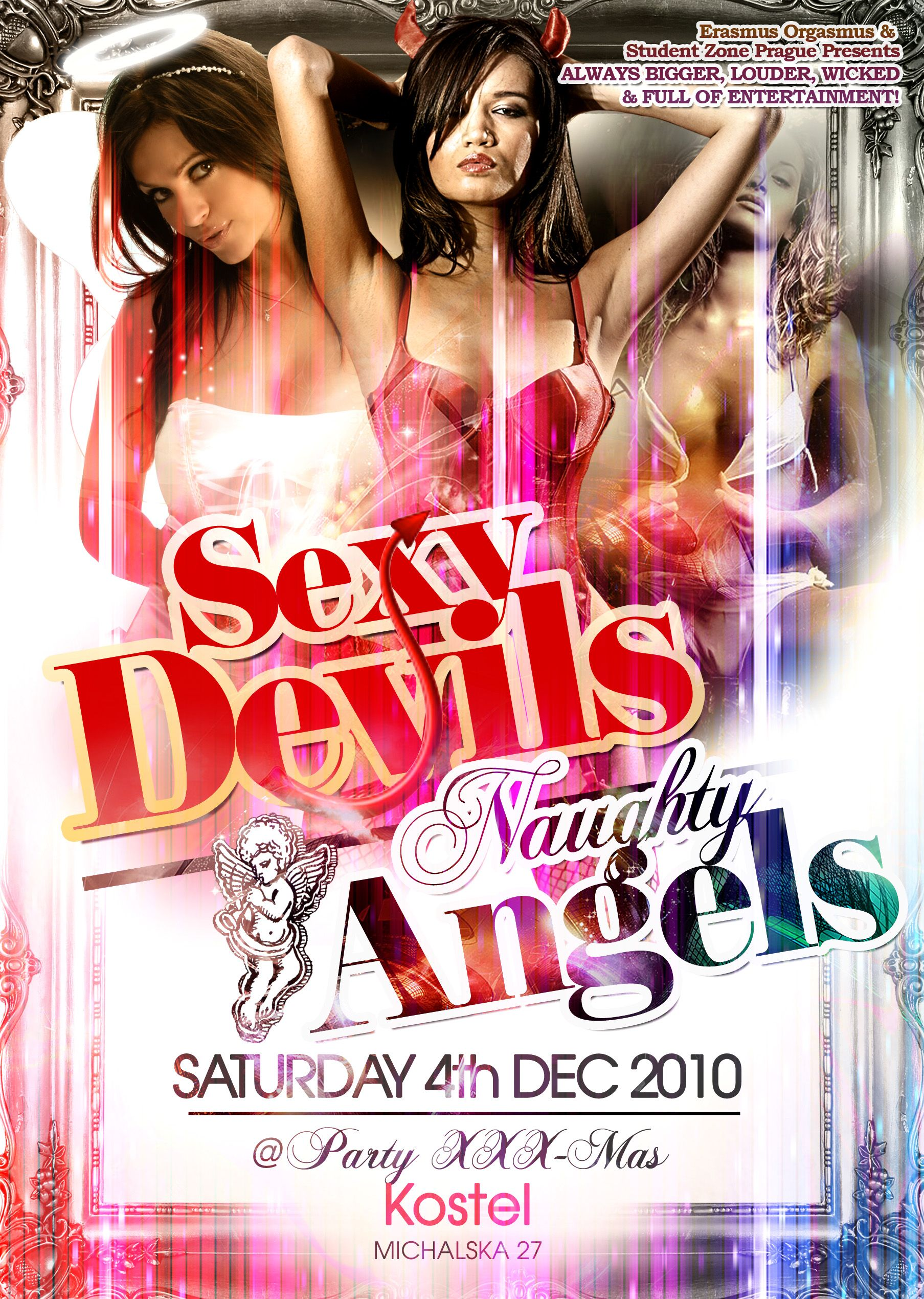 Angels And Devils Xxx