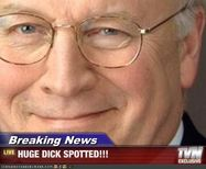 Breaking News  HUGE DICK SPOTTED!!!