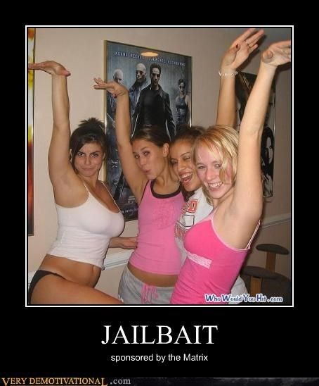 Re Pretty Jailbait