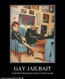 GAY JAILBAIT  Cheezburger