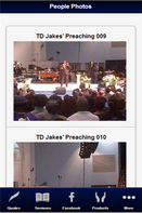 TD Jakes Sermons Fan Pro  screenshot