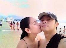 Chito Miranda and Neri Naig back in happier times