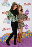 Bella Thorne And Zendaya Coleman At Millions Of Milkshakes ~ DISNEY