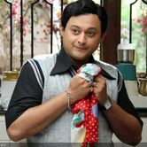Swapnil Joshi in a still from the Marathi movie Duniyadari .
