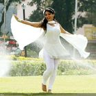 Urmila Kanitkar in a still from the Marathi movie Duniyadari