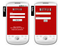 Application developed by Netflix, Inc  can find it on the official