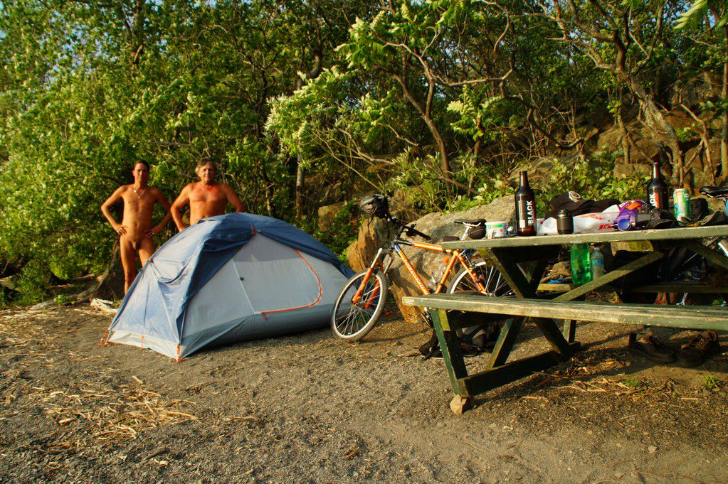 Naturism And Camping Collection