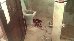 bathroomcolourobligatorycreditskynewsexclusivepistoriusbagno