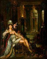 Archivo:Gustave Moreau  Dalila jpg