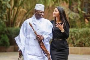Did you know that Gambian Dictator, Yahya Jammeh is Far Richer than his Country?