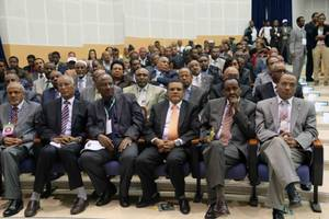 The Oromo Diaspora Festival opens at Oromo Cultural Center