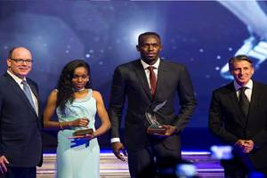 Usain Bolt and Almaz Ayana Crowned 2016 World Athletes of the Year