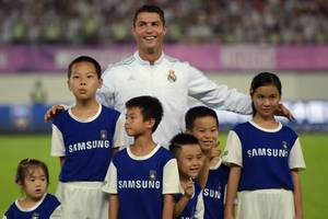 Cristiano Ronaldo Leads the Most charitable Athletes List, no Messi on the List