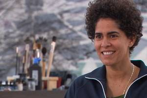 Internationally Acclaimed Ethiopian American Artist Julie Mehretu to Exhibit in Addis