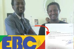 EBC Journalist Resigned over Teddy Afro's Interview