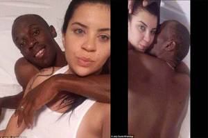Not good News for Bolt after an intimate picture on social media with Brazilian girl.