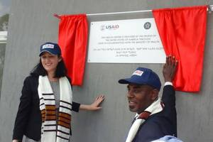 USAID Opens Health Center in Southern Nations, Nationalities and Peoples Region