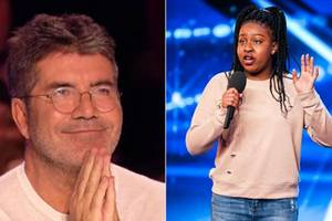 15 year old Sarah Ikumu Becomes a Superstar on Britain's Got Talent