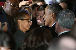 Obama Meets the Science Lover Schoolboy Ahmed Mohamed