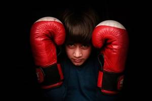 The nine-year-old Kashmiri girl who rules the kickboxing world