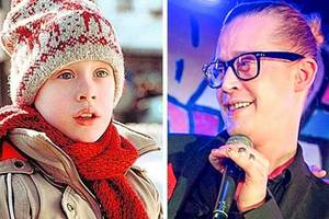 The Stars of Home Alone 25 Years Later