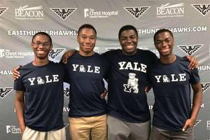 Quadruplets to attend Yale together after receiving offers from Harvard and 57 other colleges