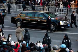 Eight Things You Didn't Know about Obama's Car, the Beast
