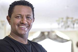 Teddy Afro Online, Offline Spike in copy sells of a historical novel leads a publisher to run the printing press