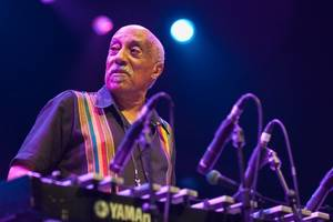 Good News for Abu Dhabi, the Father of Ethio-Jazz is Back