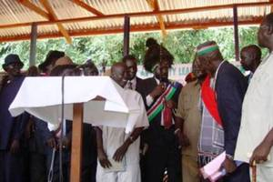 Dinka elder says Ethiopia not neutral to start new talks