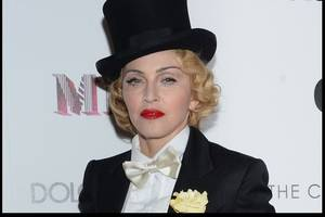 Madonna confirms that she once dated Tupac Shakur