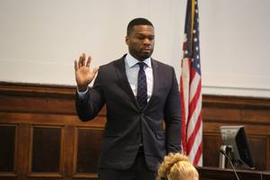 The Afro American Rapper 50 Cent's Bankruptcy Revealed before Court