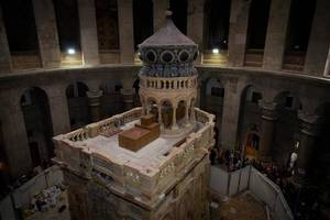 Jesus' Tomb Is Unveiled After Year-Long Renovation