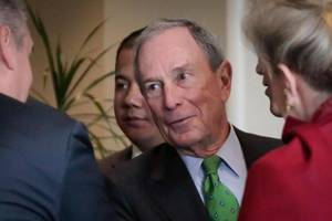 U.S billionaire Michael Bloomberg named WHO's Global Ambassador