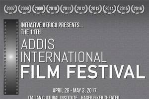 The eleventh edition of Addis Int'l film festival