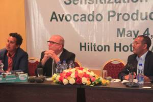 Agro business workshop on Avocado production in Ethiopia