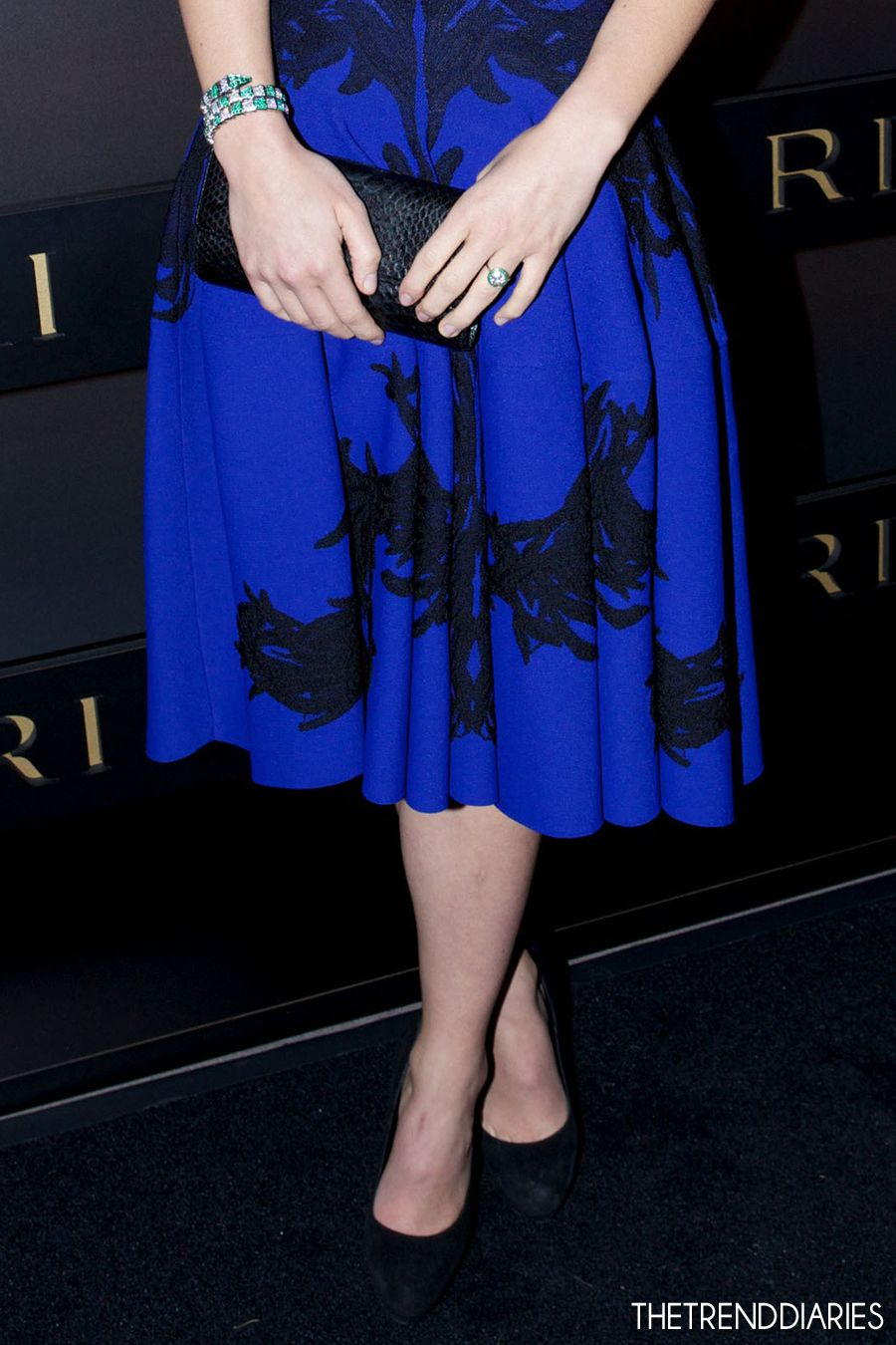 Olivia Wilde At Bvlgari Celebrates Icons Of Style In New York