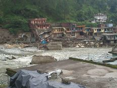Nature Photography: Uttarkashi,Uttarakhand Flood