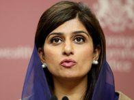 Hina Rabbani Khar | Photofuniaa
