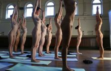 The Zen of Naked Yoga