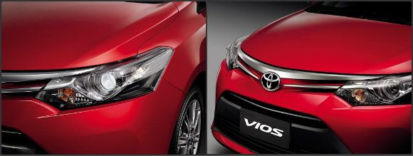 Review Toyota Vios 2013 - Exterior dan Interior