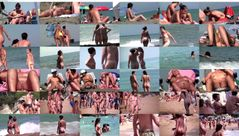 Videos  Nudist Photos: [CoccoVision com] Spanish Beach Lovelies 01