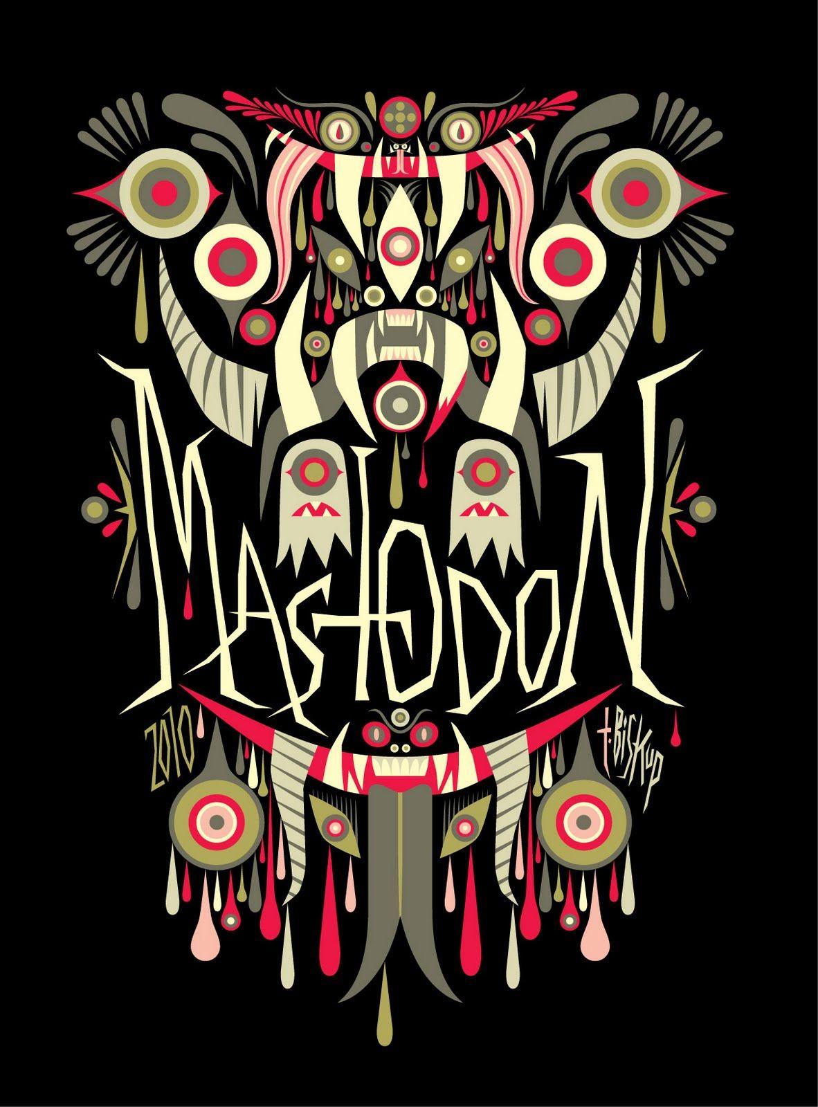 April Mastodon