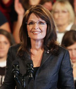Sarah Palin's new secret weapon