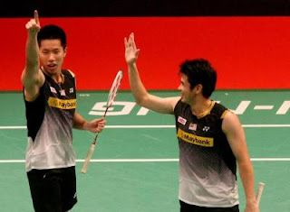 Sudirman Cup: Hosts Malaysia make a tame exit at the hands of Germany